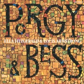 Ella Fitzgerald & Louis Armstrong - Porgy and Bess  artwork