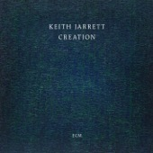Keith Jarrett - Creation (Live)  artwork