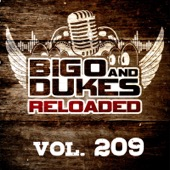 Cover to Big O and Dukes Reloaded's Squeebus, Vol.209