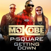 Mokob� - Getting Down (feat. P-Square) illustration