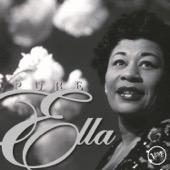 Ella Fitzgerald - Pure Ella  artwork