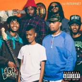 The Internet - Ego Death  artwork