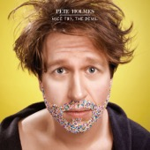 Cover to Pete Holmes's Nice Try, The Devil