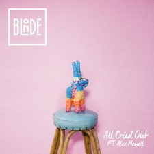 All Cried Out artwork