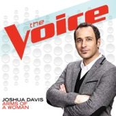 Joshua Davis - Arms of a Woman (The Voice Performance)  artwork