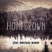 Zac Brown Band - Homegrown  artwork