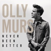 Never Been Better (Deluxe) - Olly Murs Cover Art