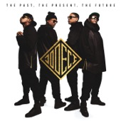 Jodeci - The Past, The Present, The Future  artwork