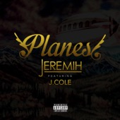 Jeremih - Planes (feat. J. Cole)  artwork