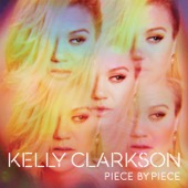 Piece By Piece (Deluxe Version) - Kelly Clarkson Cover Art
