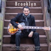 John Patitucci - Brooklyn (feat. John Patitucci Electric Guitar Quartet)  artwork
