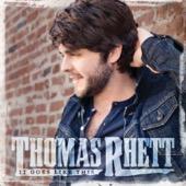 Thomas Rhett - Make Me Wanna  artwork