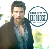 Brett Eldredge - Mean To Me  artwork