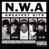 N.W.A. - N.W.A. Greatest Hits  artwork