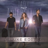 Lady Antebellum - 747 (Deluxe Edition)  artwork