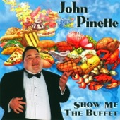 Cover to John Pinette's Show Me the Buffet