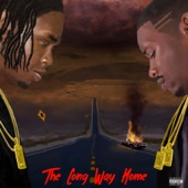 Krept & Konan - The Long Way Home (Deluxe) artwork