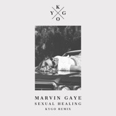Marvin Gaye - Sexual Healing (Kygo Remix) artwork