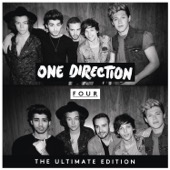 FOUR (Ultimate Edition) - One Direction Cover Art