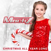 Christmas All Year Long - Mack Z Cover Art