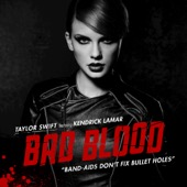 taylor swift-bad blood feat kendrick lamar