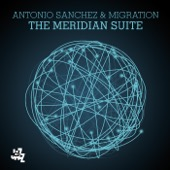 Antonio Sanchez - The Meridian Suite  artwork