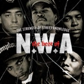 N.W.A. - The Best of N.W.A - The Strength of Street Knowledge  artwork