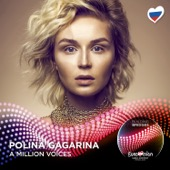 Polina Gagarina - A Million Voices (Eurovision 2015 - Russia) artwork
