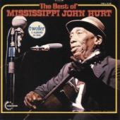 Mississippi John Hurt - The Best of Mississippi John Hurt  artwork