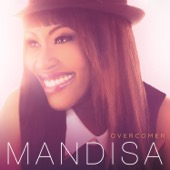 Mandisa - Overcomer  artwork