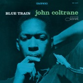 John Coltrane - Blue Train  artwork