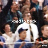 Drake - Back To Back  artwork
