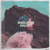 Halsey - Badlands  artwork