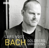 Lars Vogt - Bach: Goldberg Variations, BWV 988  artwork