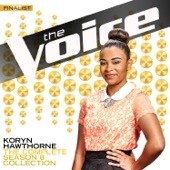 The Complete Season 8 Collection (The Voice Performance) - Koryn Hawthorne Cover Art