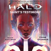Frank O'Connor - Saint's Testimony: HALO (Unabridged)  artwork