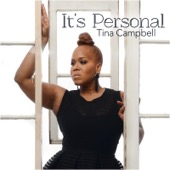 Tina Campbell - It's Personal  artwork
