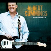 Albert Cummings - No Regrets  artwork