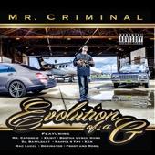 Mr. Criminal - Evolution of a G  artwork