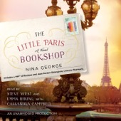Nina George - The Little Paris Bookshop: A Novel (Unabridged)  artwork