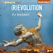 PJ Manney - (R)evolution: Phoenix Horizon, Book 1 (Unabridged)  artwork