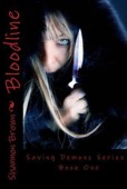 Shannon K Brown - Bloodline (Paranormal Romance, Dark & Twisted) Saving Demons Series Book 1  artwork