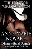 Anne Marie Novark - The Doctor Wears a Stetson  artwork