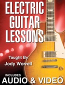 Jody Worrell - Electric Guitar Lessons  artwork