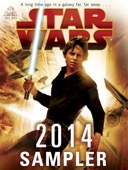 John Jackson Miller, James Luceno, Kevin Hearne & Paul S. Kemp - Star Wars 2014 Sampler  artwork