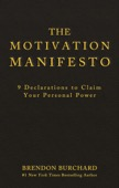Brendon Burchard - The Motivation Manifesto  artwork
