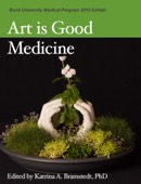 Katrina Bramstedt - Art is Good Medicine 2015  artwork