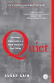 Susan Cain - Quiet  artwork