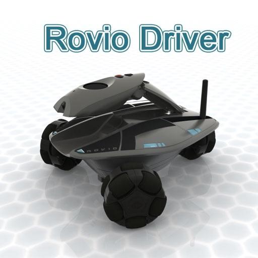 Rovio Driver iOS App