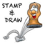 Stamp and Draw